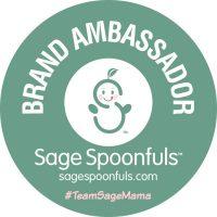 Sage Spoonfuls Brand Ambassador Badge 2